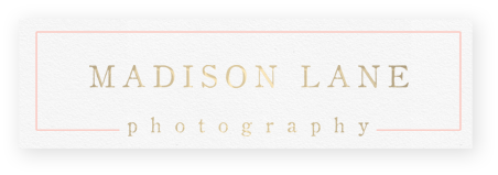 Madison Lane Photography by Erin Jackson | Charlotte, North Carolina logo